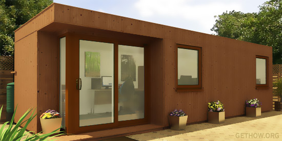 Important Aspects of Working in Garden Offices