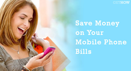 Save Money on Mobile Phone Bills
