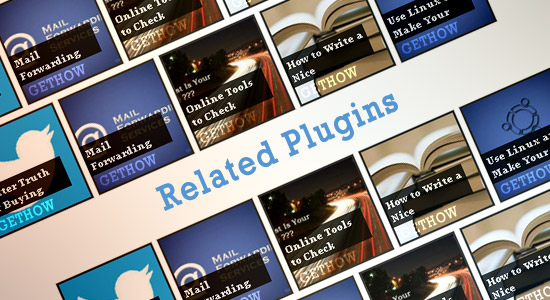 WordPress Related Plugins