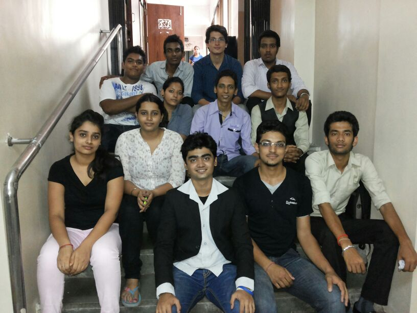 Kshitij R. J. College Core Team