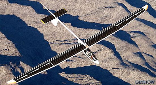 Solar Airplane