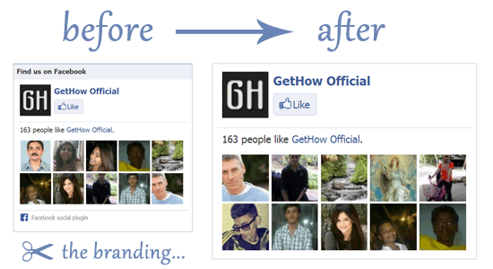 New Facebook Like Box