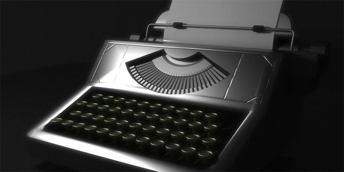 Writing Tool - Typewriter
