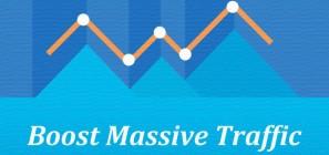 Boost Massive Traffic