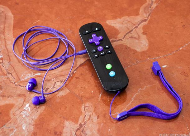 Roku 3 Petite Remote Control