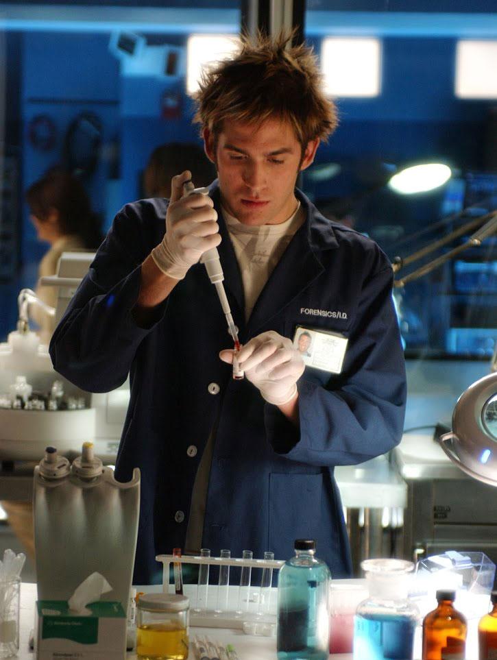 CSI Scientist