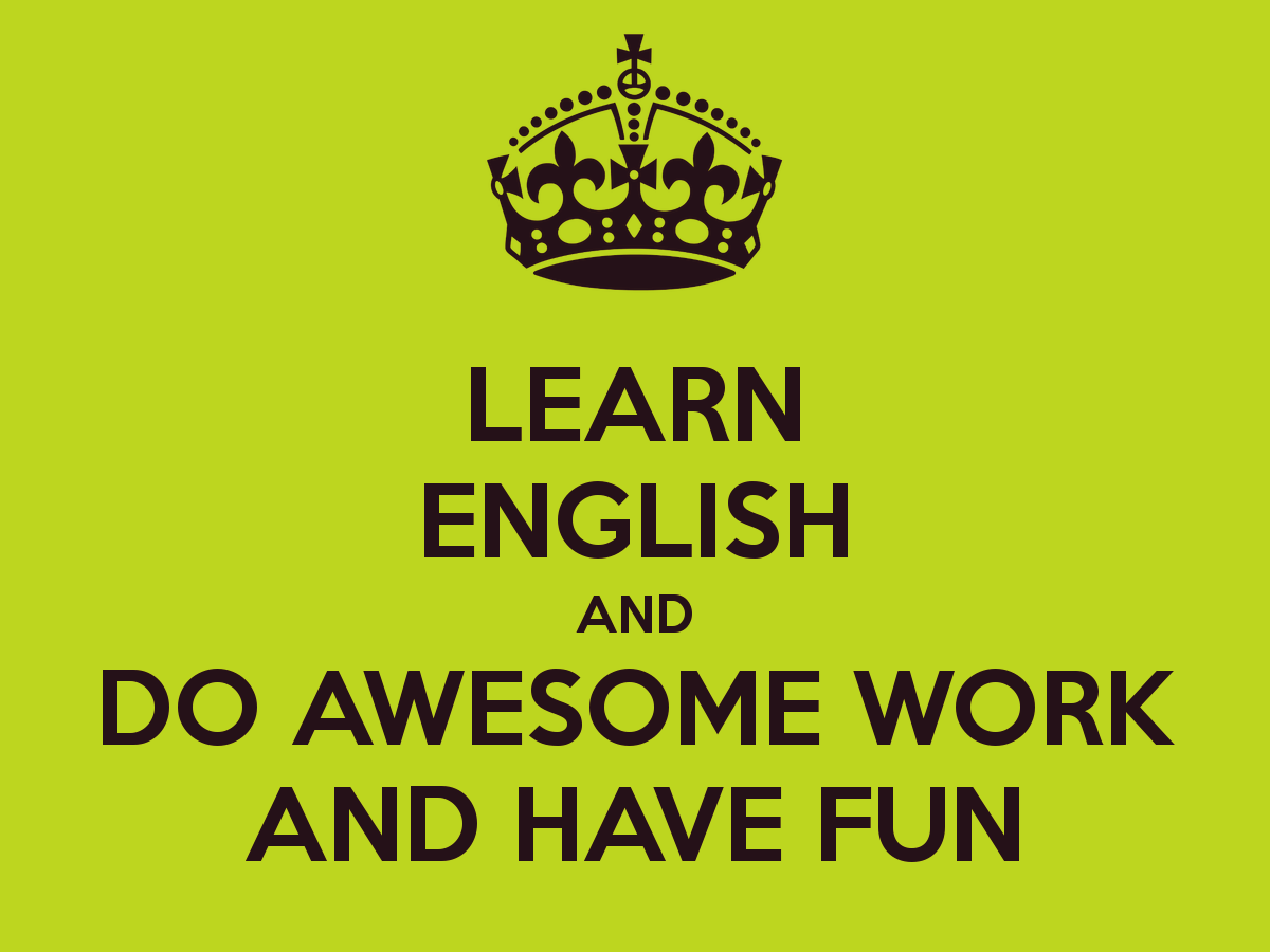 everyone in america should learn to speak english Should everyone in the world speak the this is, only somewhat arguably, english more people in more countries speak and are taught english it is impractical to have everyone learn just one language because you know there are like a zillion people in the world and everyone.