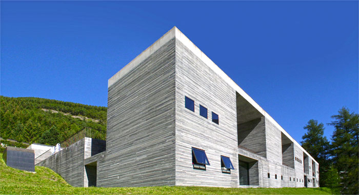The world 39 s 7 most beautiful structures gethow for Therme vals vals svizzera
