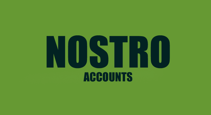 NOSTRO Accounts