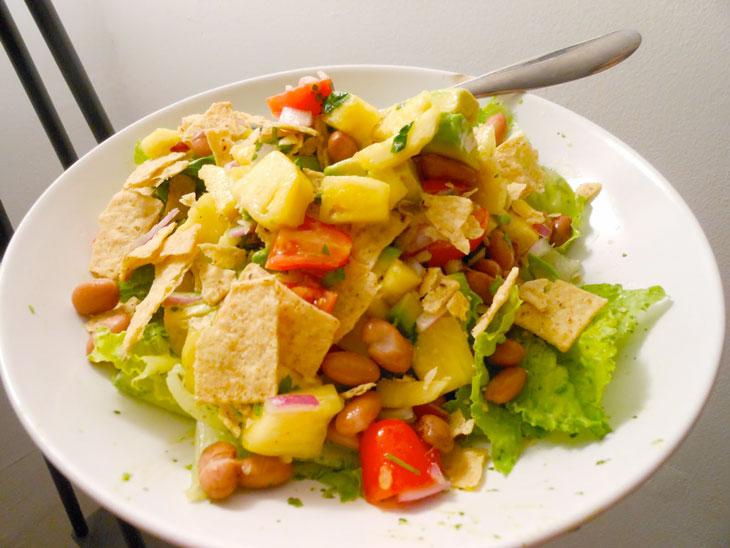 Taco Salad Appetizer