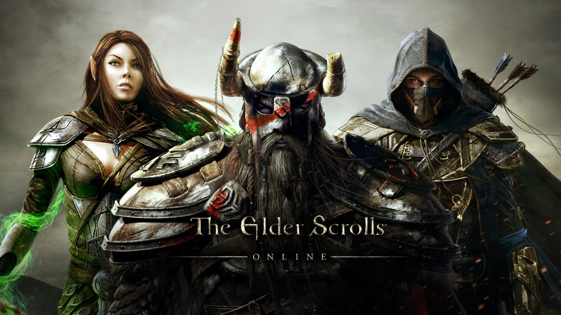 Enter The World of Elder Scrolls Online