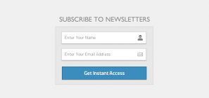 FeedBurner Email Subscription Widget