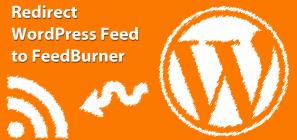 Redirect WordPress Feed to FeedBurner
