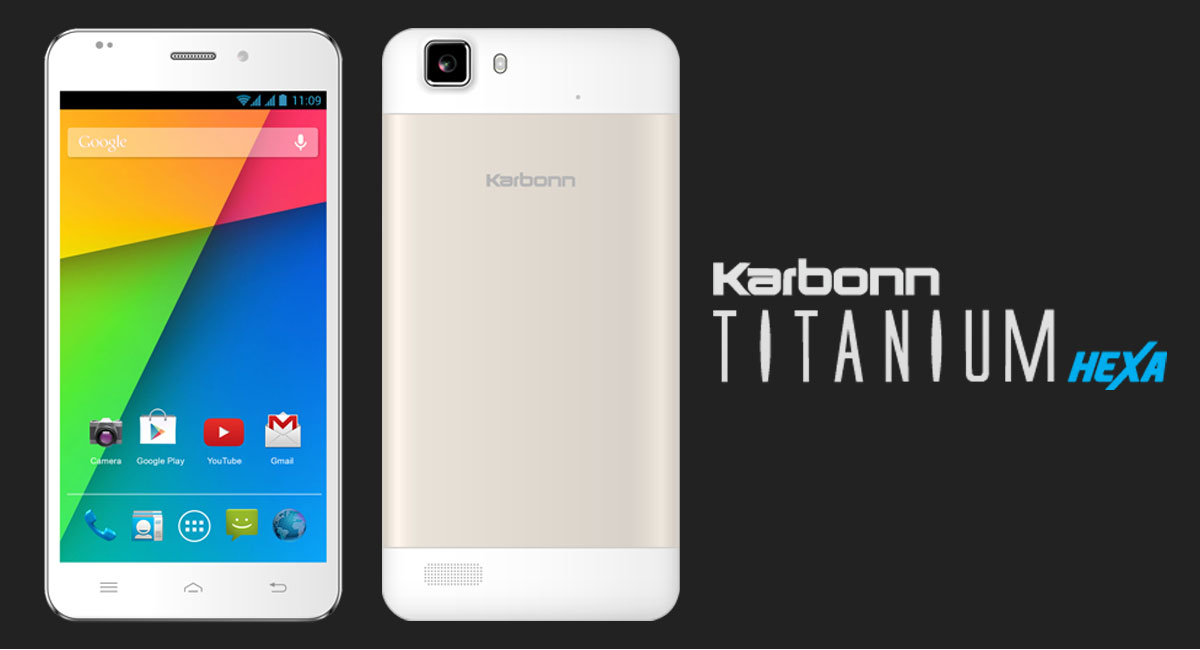 Karbonn Titanium Hexa: What Makes it Unique?