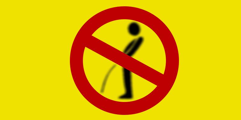 Anti Public Urination