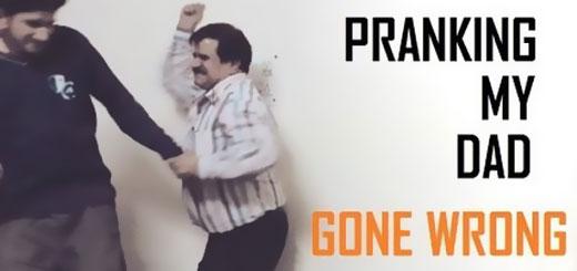 Indian Dad Prank Gone Wrong