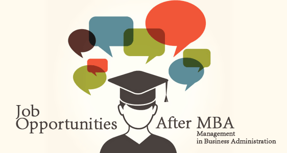 Job Opportunities After MBA