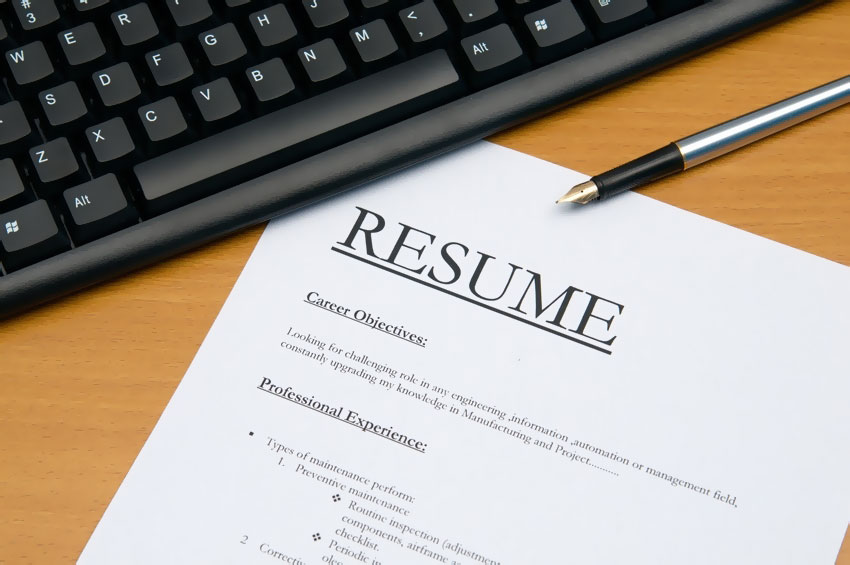 How to Create a Good Resume