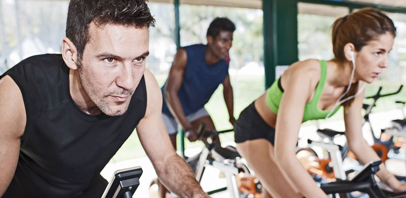 Prevent from Indoor Spin Bikes Injuries