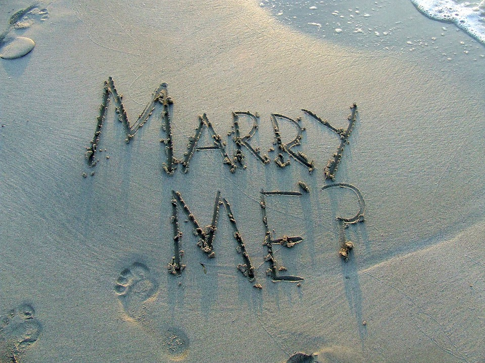 Make the Perfect Marriage Proposal