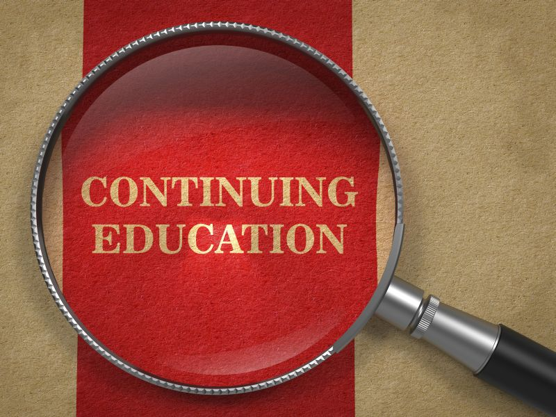 How Can Continuing Education Help with a Career Change?