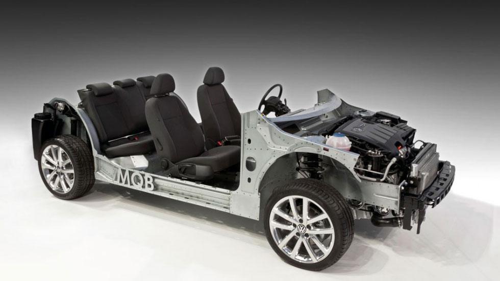 Volkswagen's New MQB A0 Platform