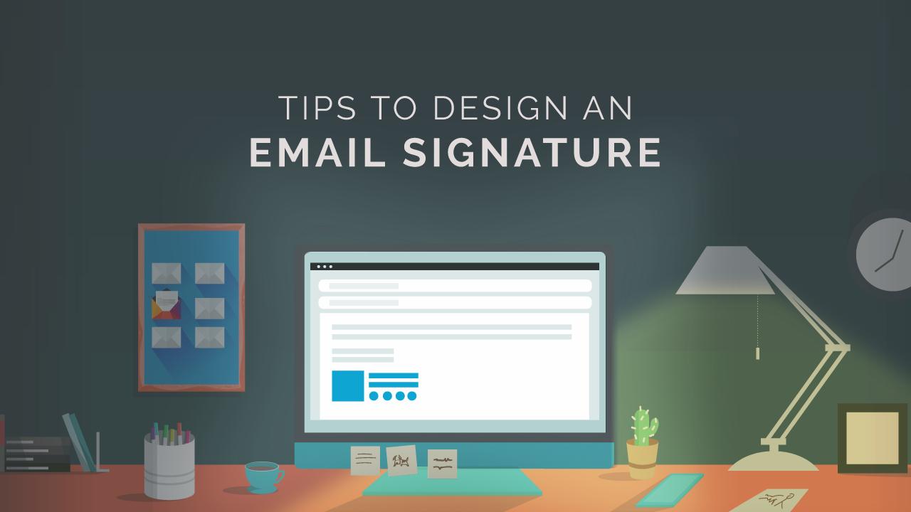 Design Email Signatures