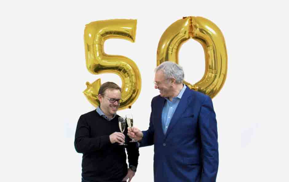 Precision Printing Turns The Big 50