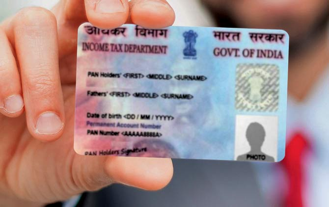how to make pan card online in india