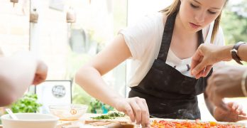 Seven Reasons Why Your Teenagers Need to Be Handy in the Kitchen