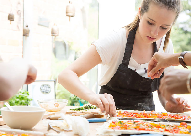 Seven Reasons Why Your Teenagers Need to Be Handy in the Kitchen • GetHow