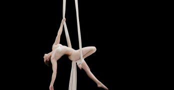 Professional Aerialist for Hire: Fascinating Art for Your Event