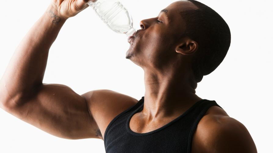 Hydration and Muscle Building