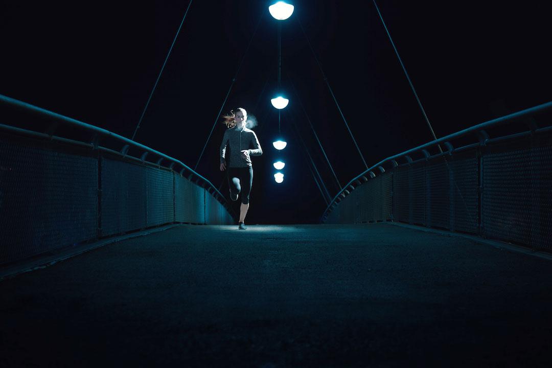 Night Time Exercising