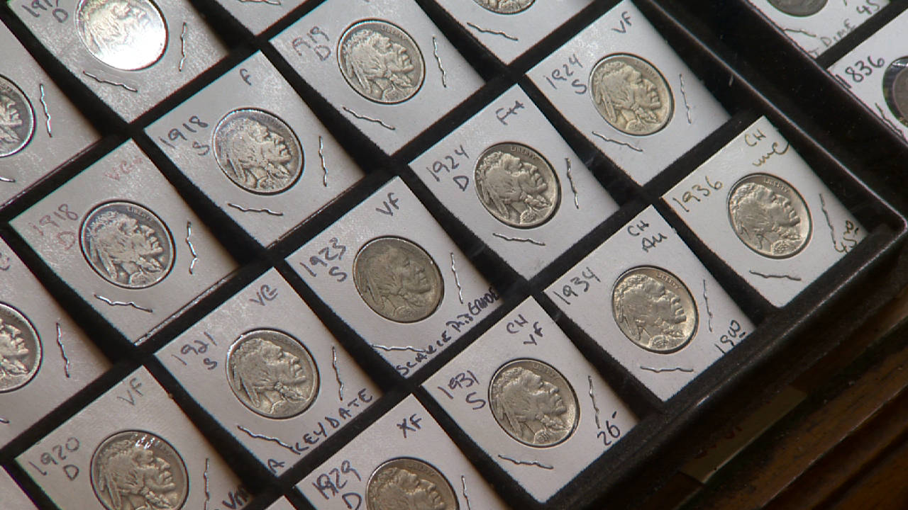 coin collecting for beginners free