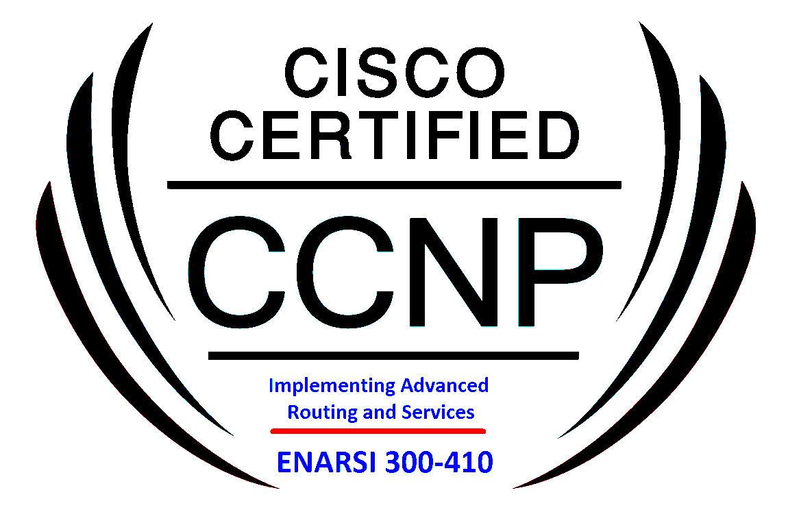 Cisco 300-410