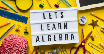 Let's Learn Algebra