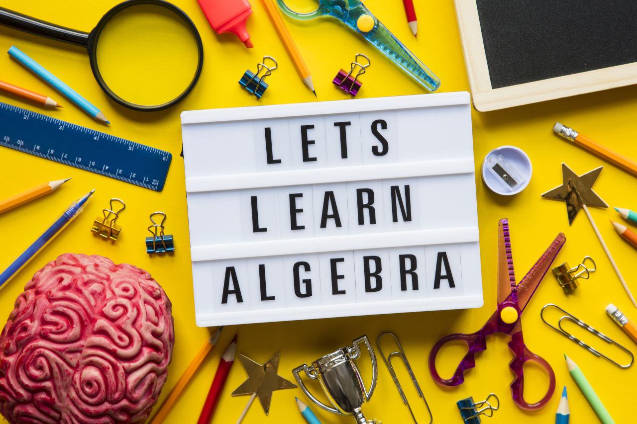Let's Learn Algebra